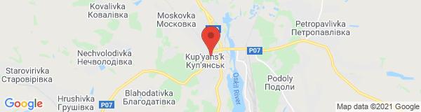 Куп'янськ Oferteo