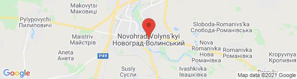 Новоград-Волинський Oferteo